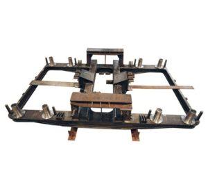 Fabricated Bogie Frame